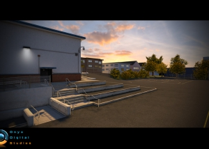 Skater on IOS - Wallenberg recreation