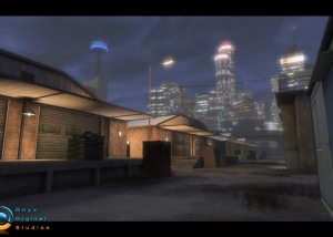 Environment for the Game APB