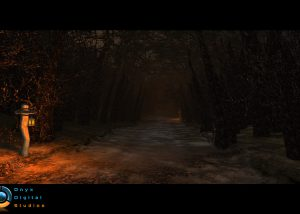 Dark Forest stage for ios rpg