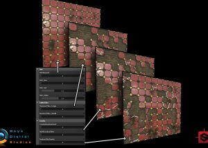 Substance designer parameter breakdown