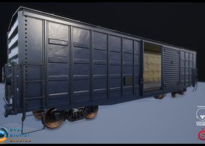 Plate C Boxcar