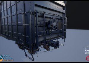 Plate C Boxcar